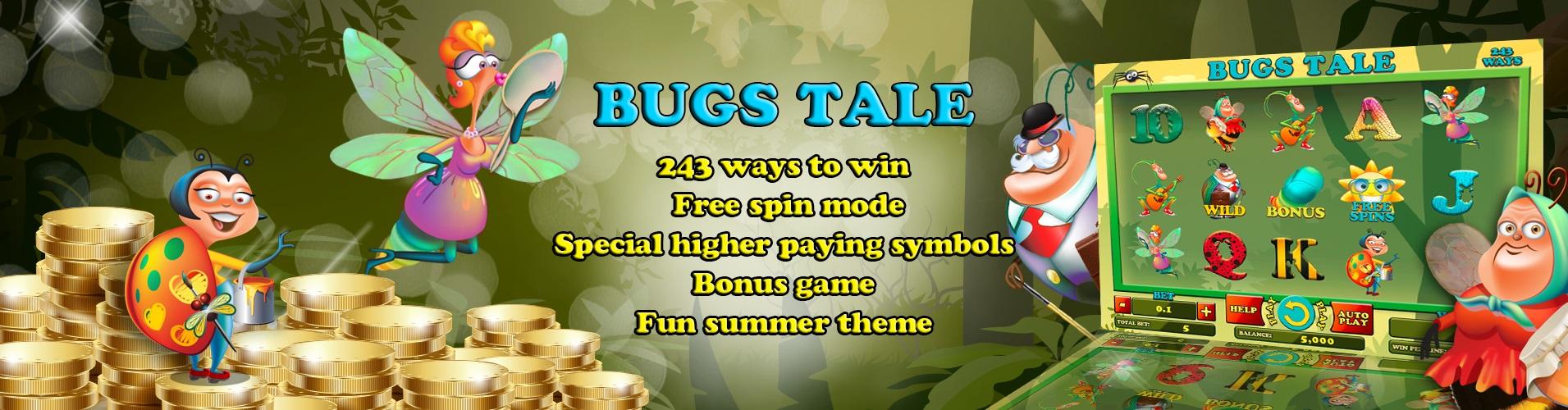 Bugs Tale