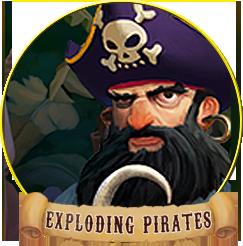 Exploding Pirates