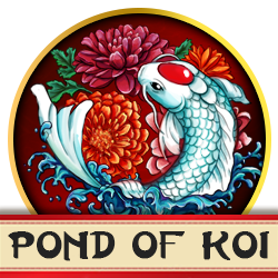 Pond Of Koi
