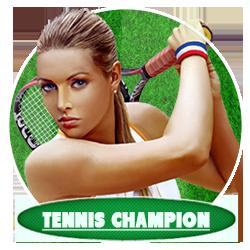 Tennis Champion
